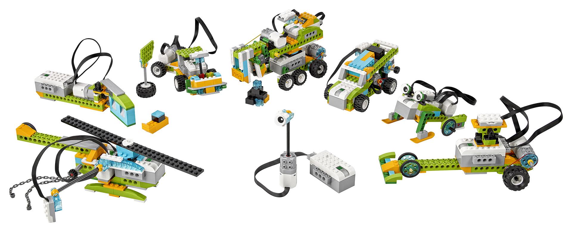 LEGO Education - Atelier Pilot
