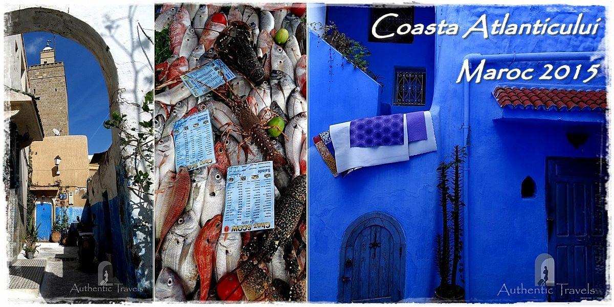 La pas pe coasta Atlanticului - Maroc 2015