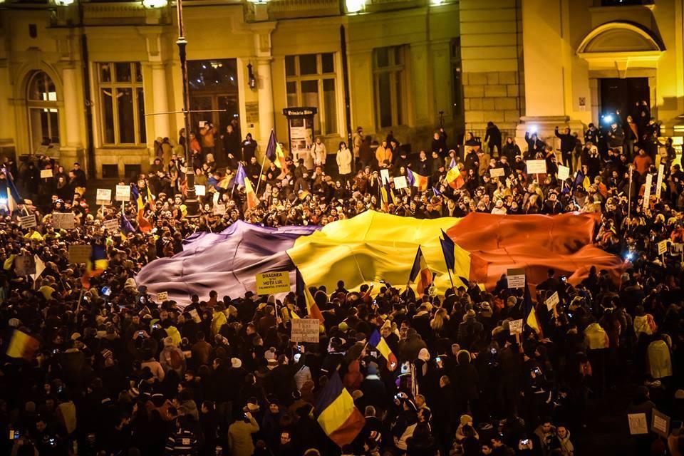 Sibiul împotriva corupției!
