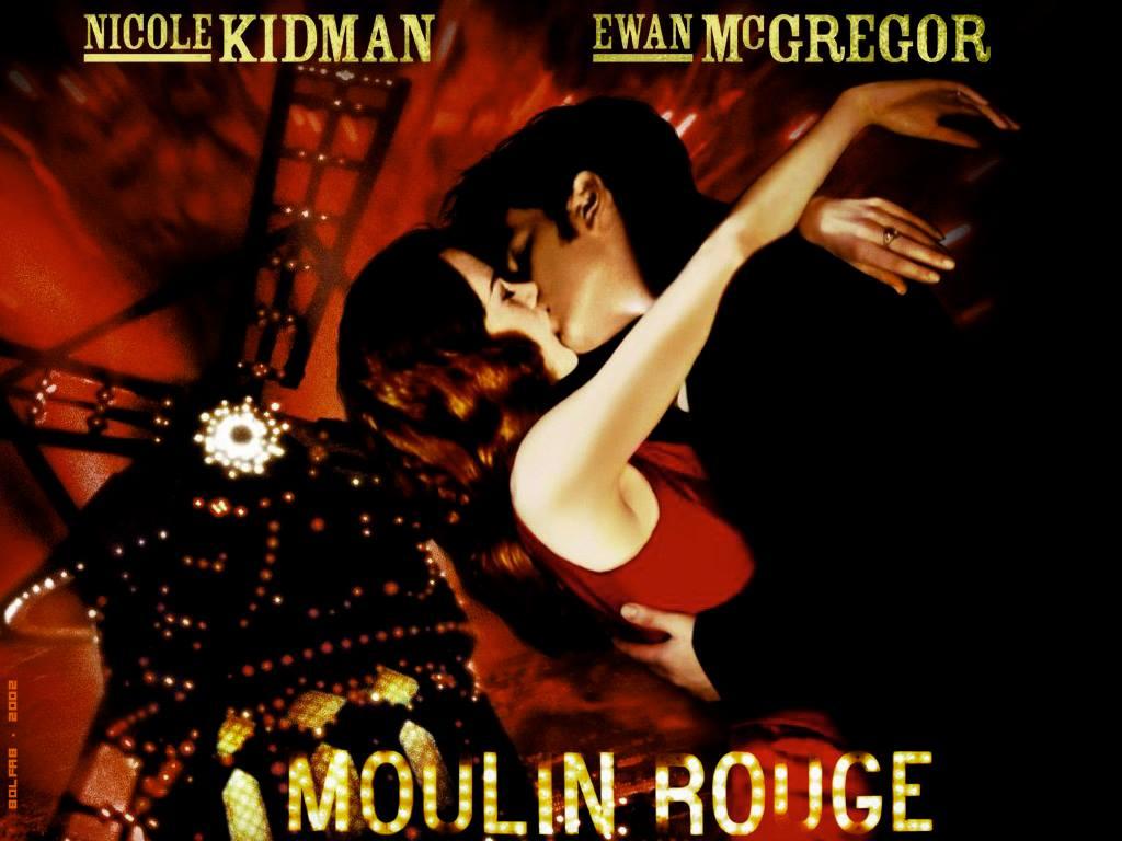 Vizionare film: Moulin rouge