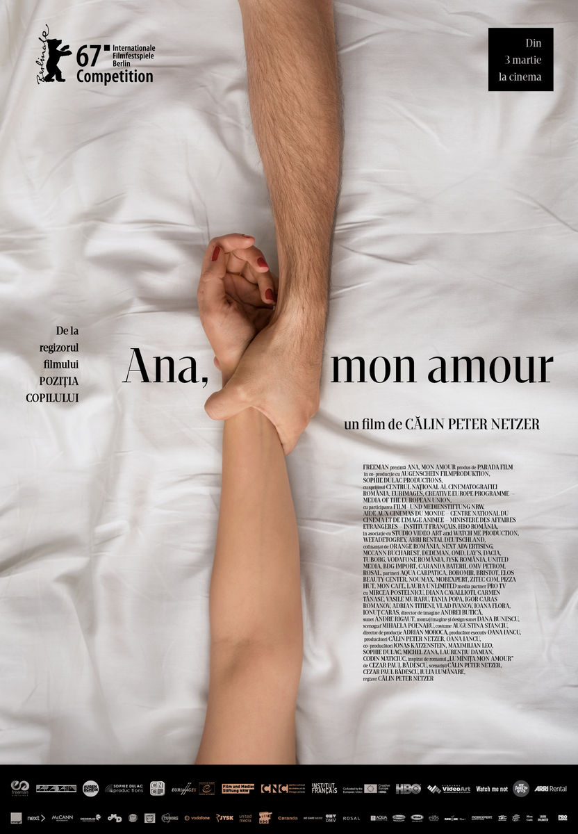 Ana, mon amour (Premiera)