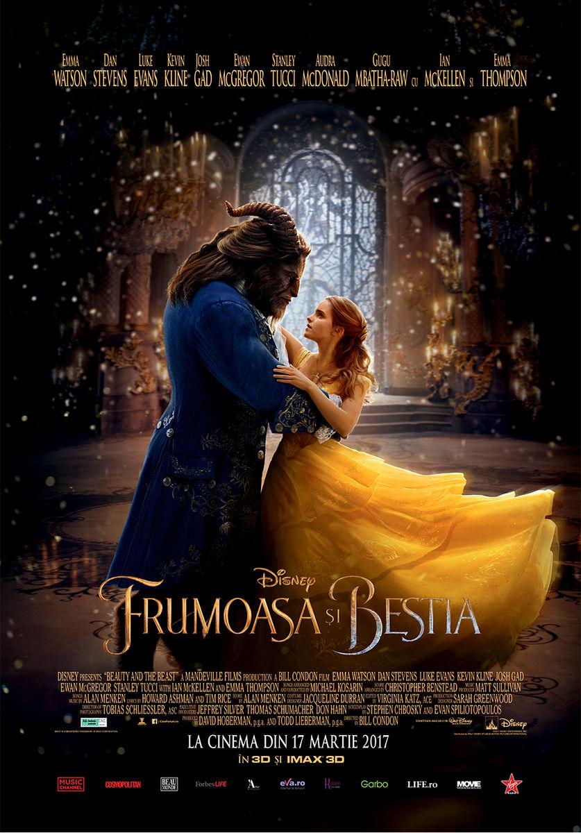 Frumoasa si Bestia – 3D / Beauty and the Beast – 3D (Premiera)