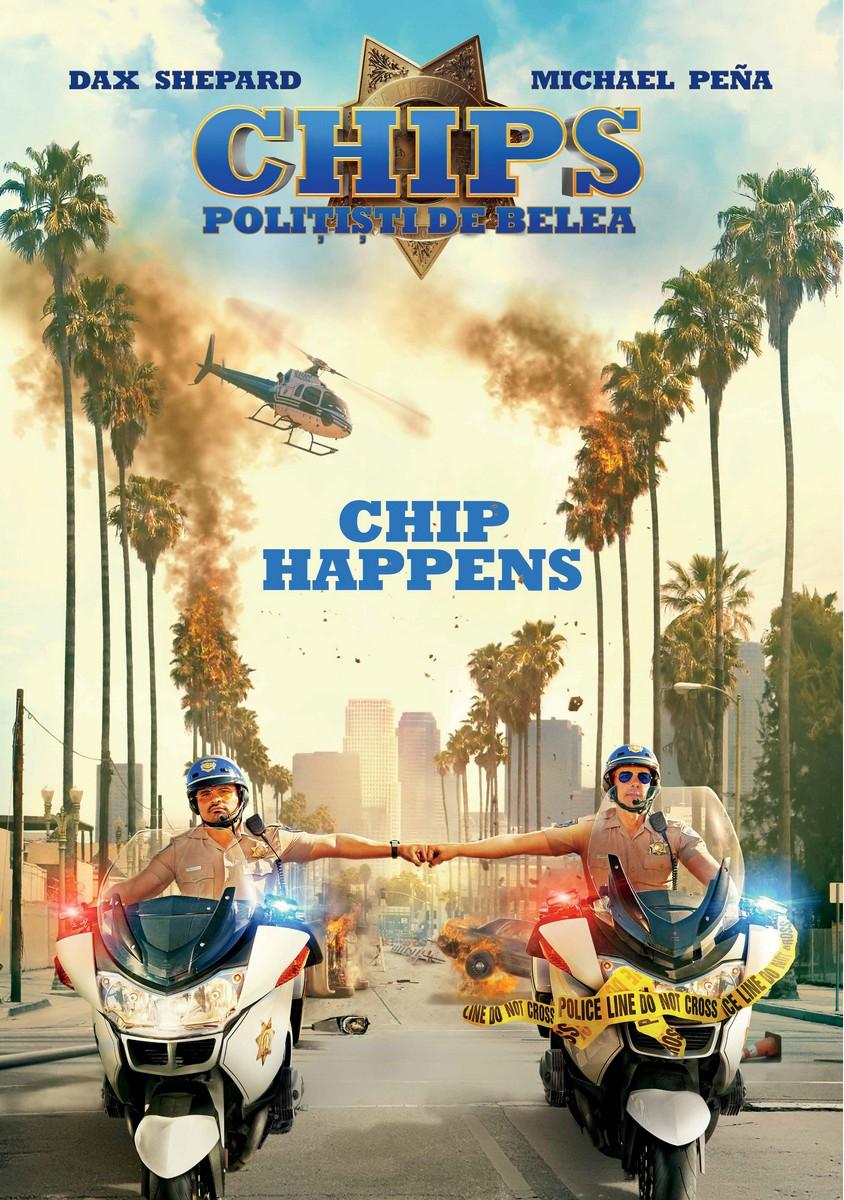 CHIPs: Poliţişti de belea / CHIPs (Premieră)