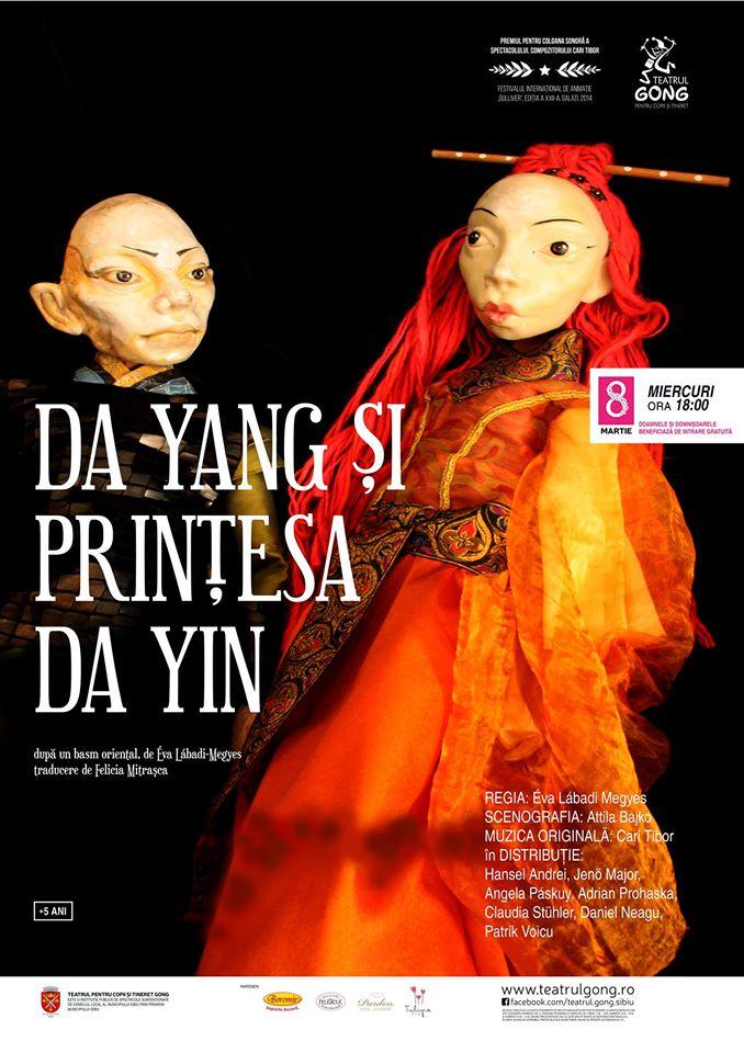 ✿ Da Yang și prințesa Da Yin // 8 martie ✿