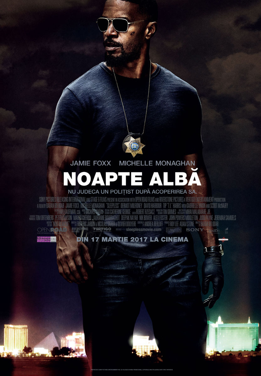 Noapte Alba / Sleepless (Premiera)