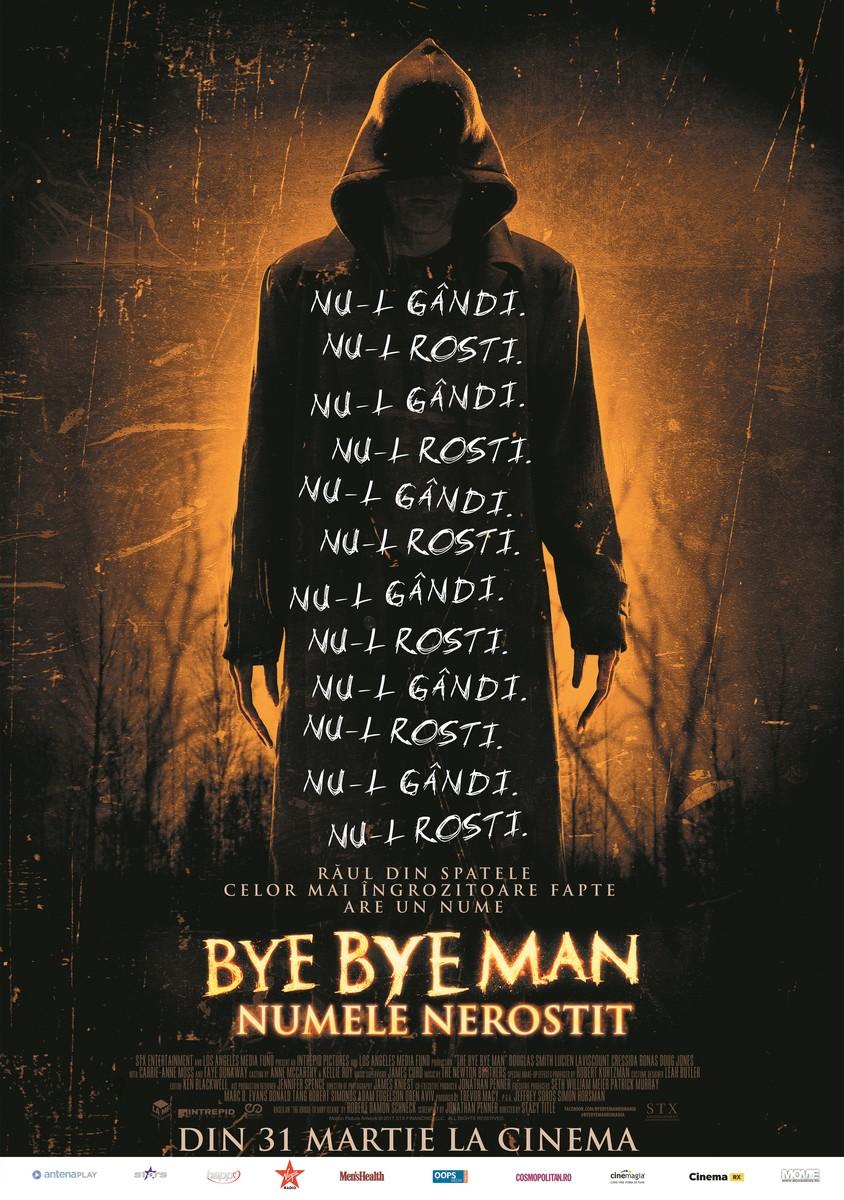 Bye Bye Man: Numele nerostit / The Bye Bye Man (Premieră)