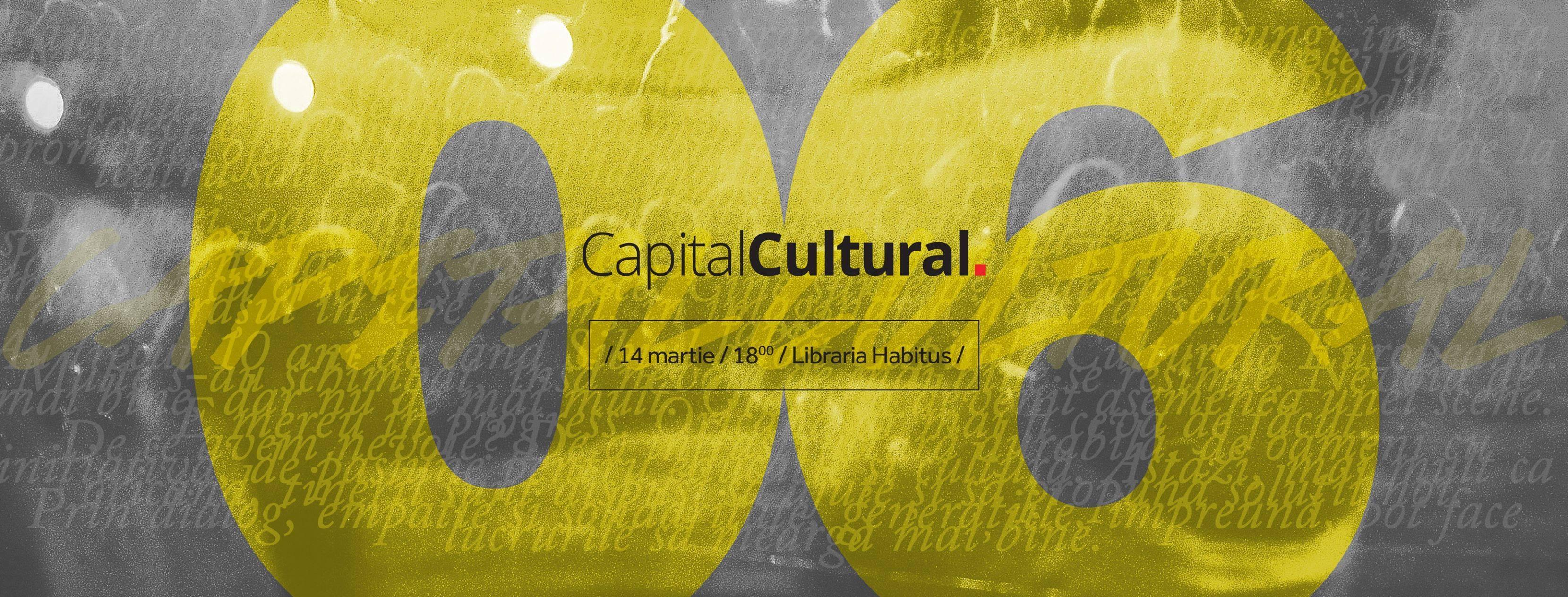 Capital Cultural #6 și-un concert de muzică acustică