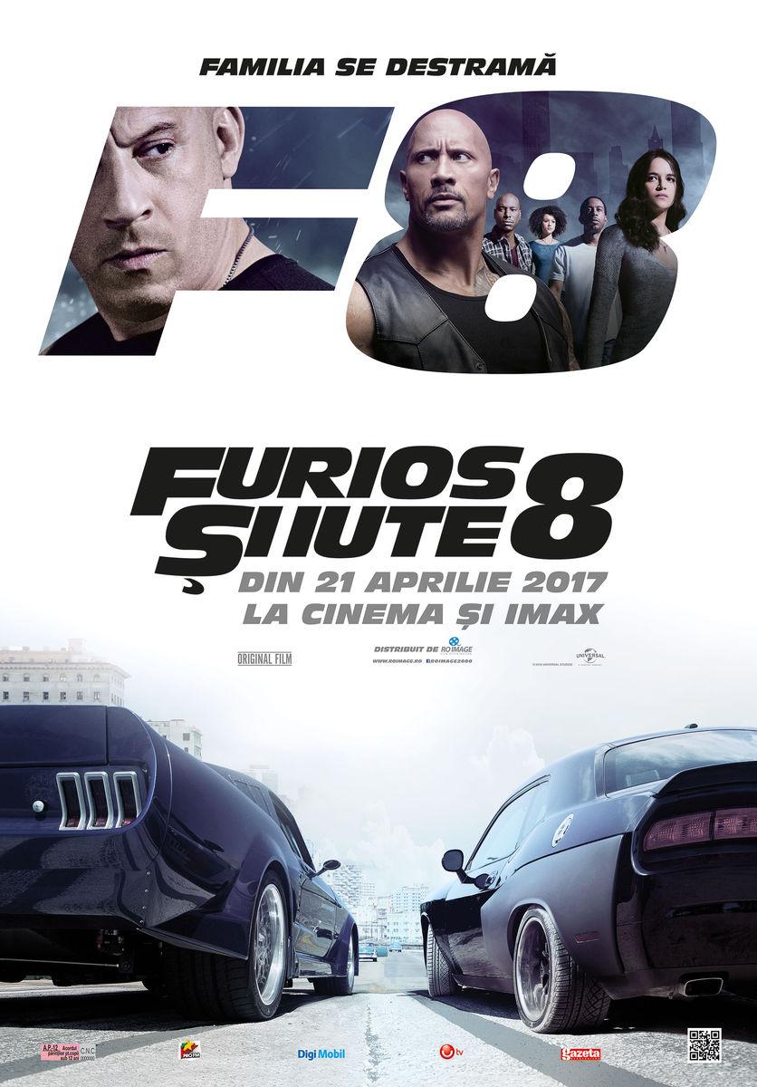 Furios şi iute 8 / Fast & Furious 8