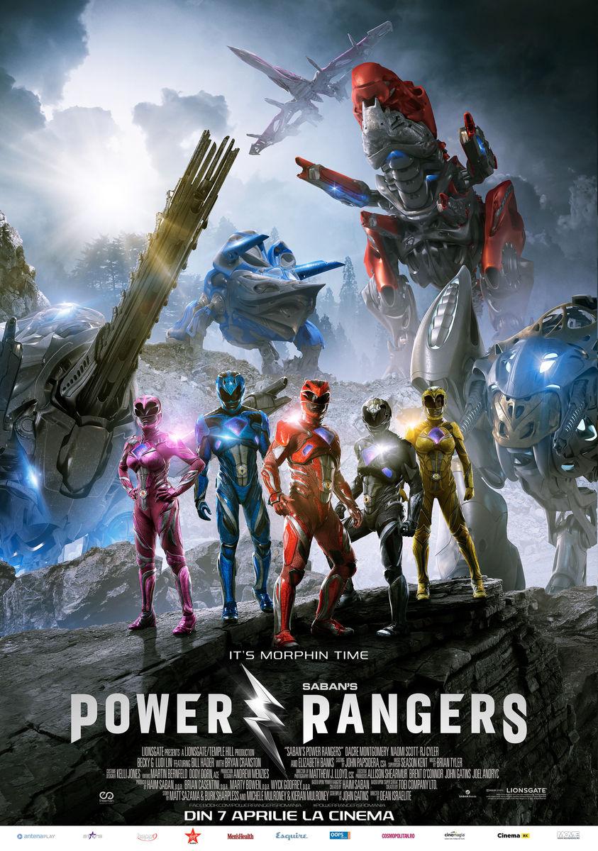 Power Rangers (Premieră)
