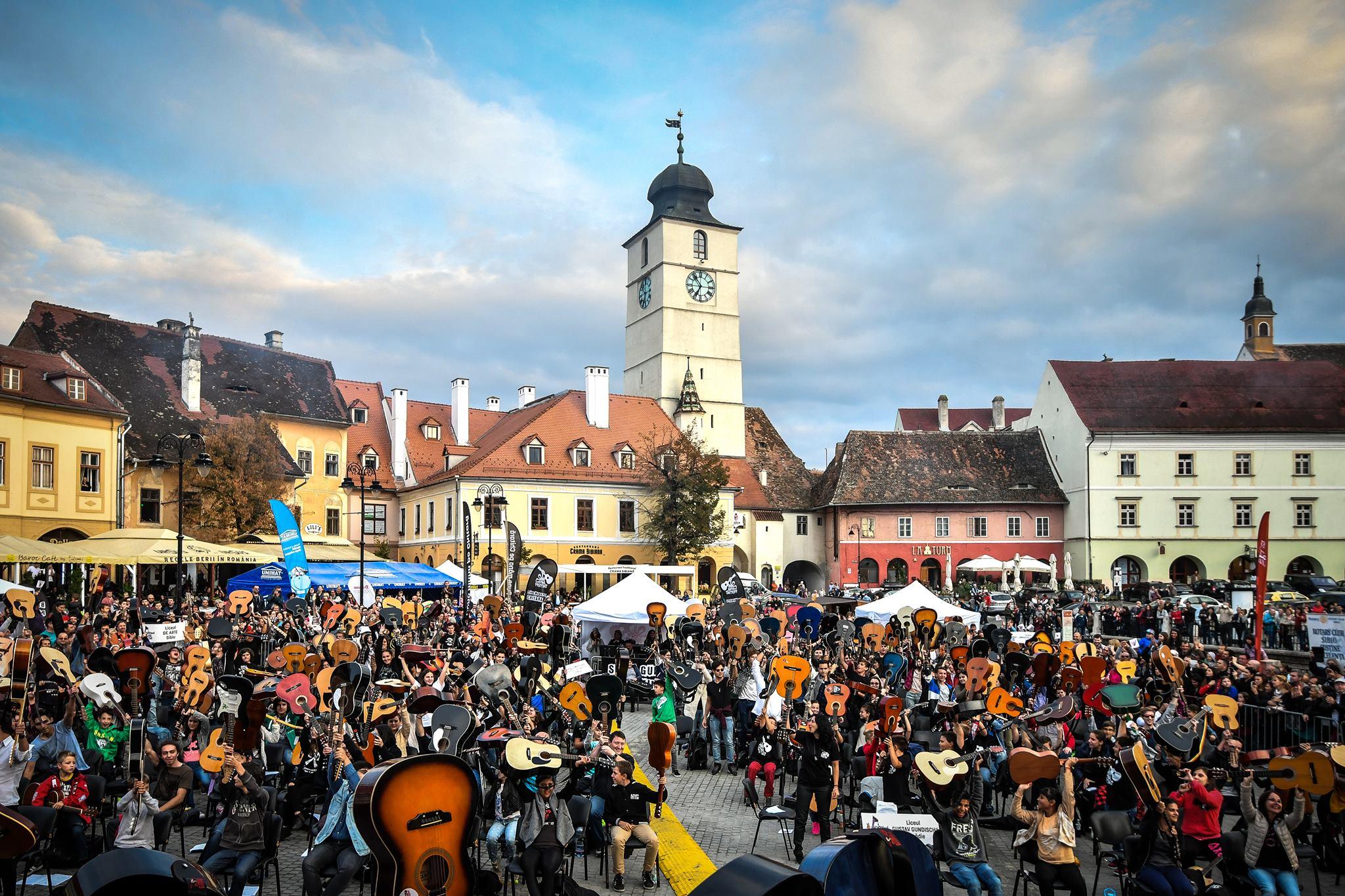 Sibiu Guitar Meeting 2017