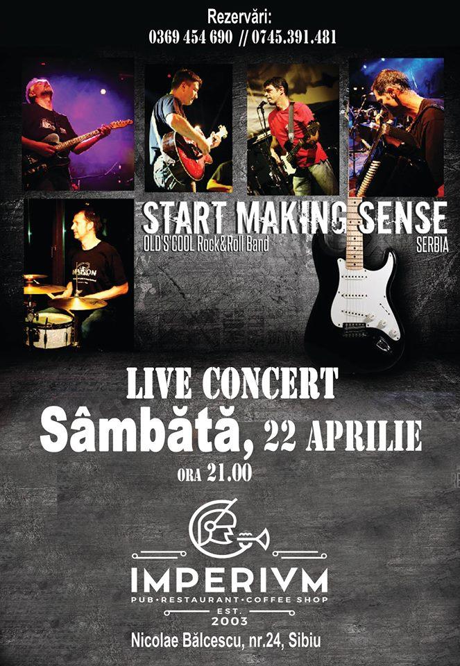 Start Making Sense (Serbia)
