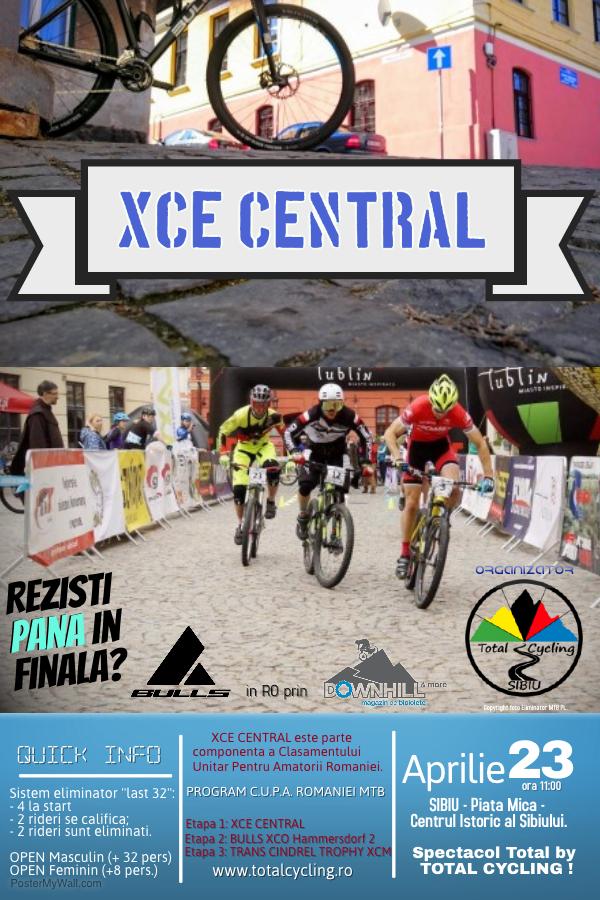 XCE Central Sibiu