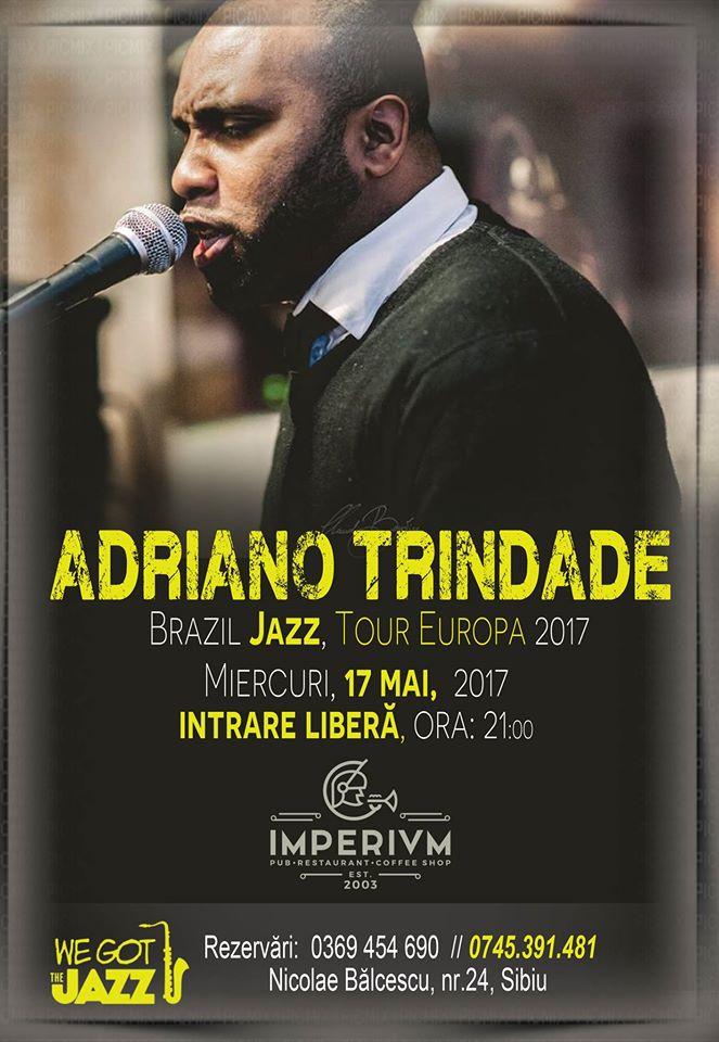 Adriano Trindade ~ Brazil Jazz ~ Tour Europa 2017