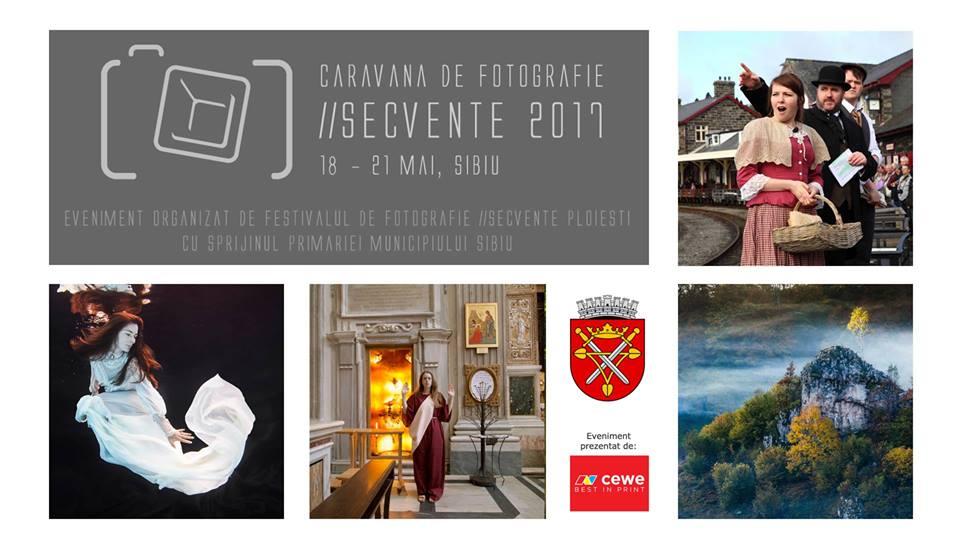 Caravana //secvențe 2017 - Sibiu