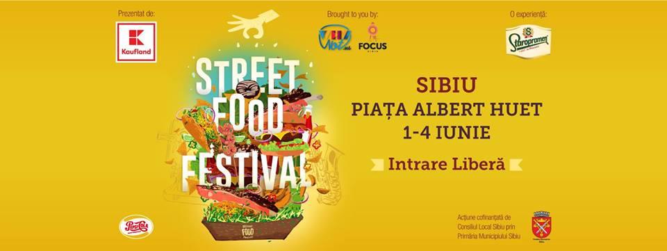 Street FOOD Festival - Sibiu