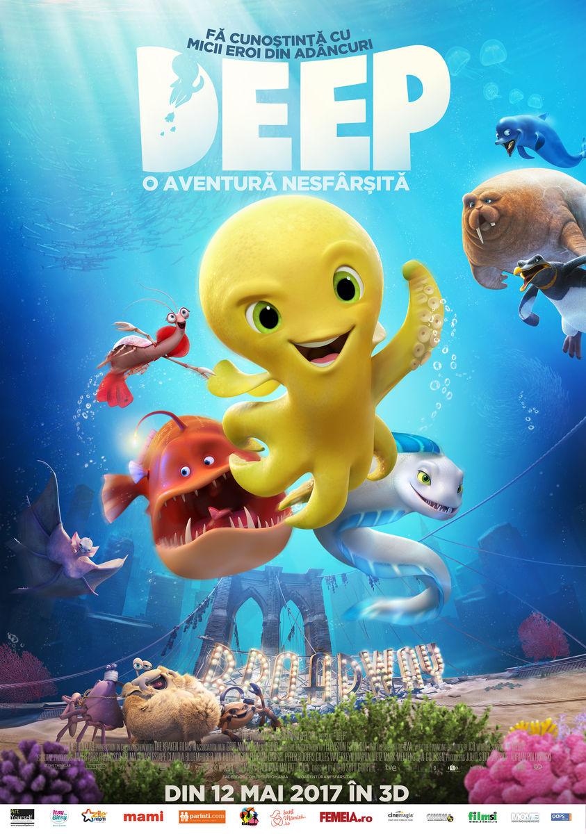Deep: O aventură nesfârşită – 3D Dublat / Deep (Premieră)