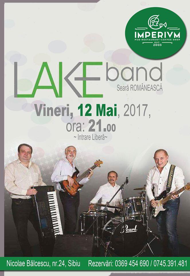 Lake Band ~ Seară Românească ~ Imperium Live ~