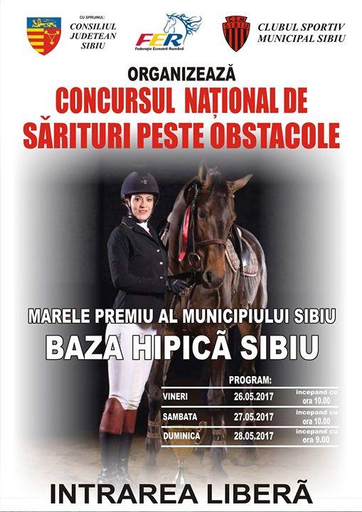 Marele Premiu al Municipiului Sibiu