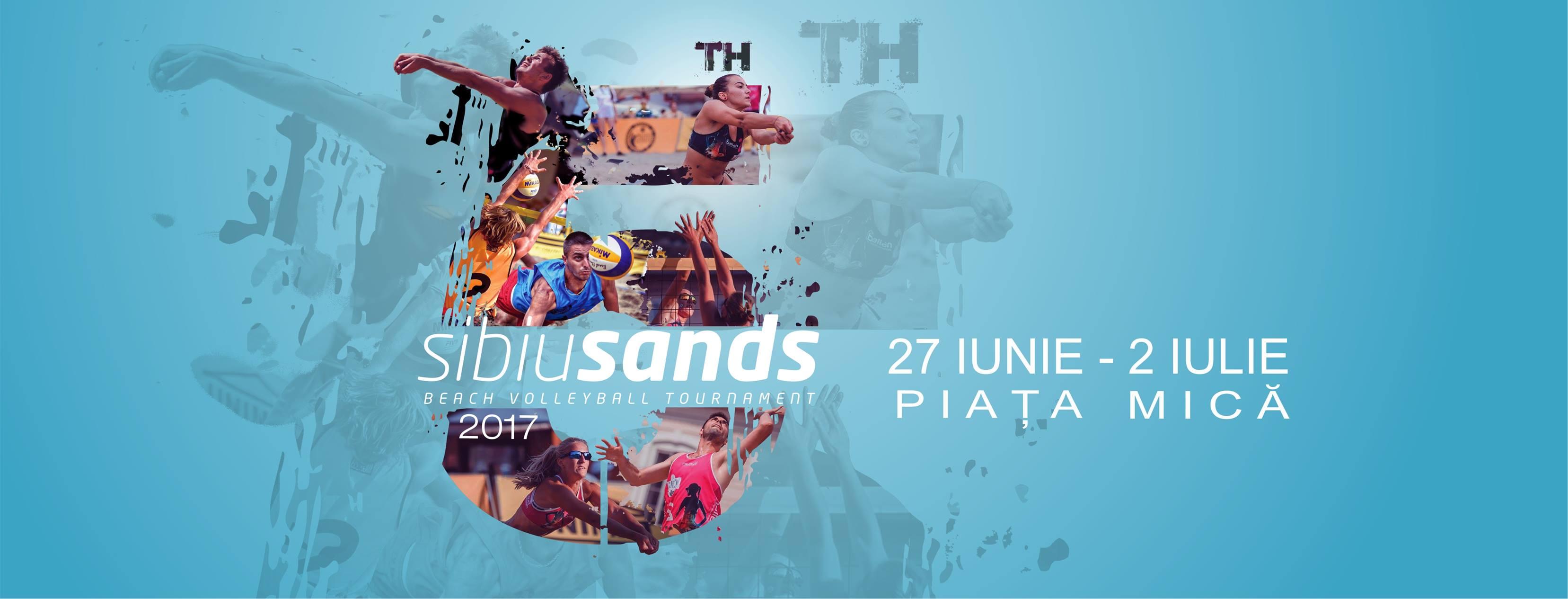 Sibiu Sands - Beach Volleyball Tournament