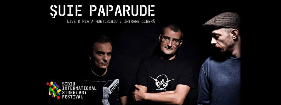 Șuie Paparude ✗ SISAF 2017