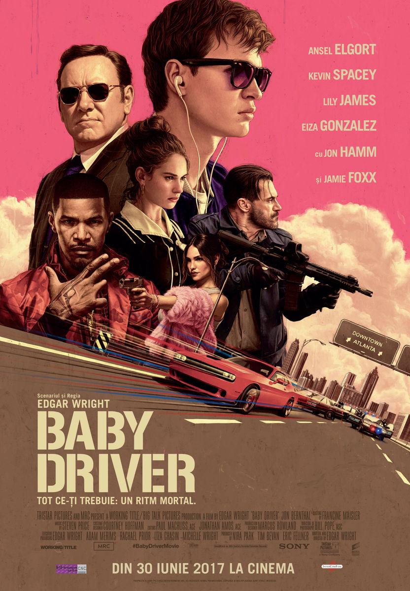 Baby Driver (Premieră)