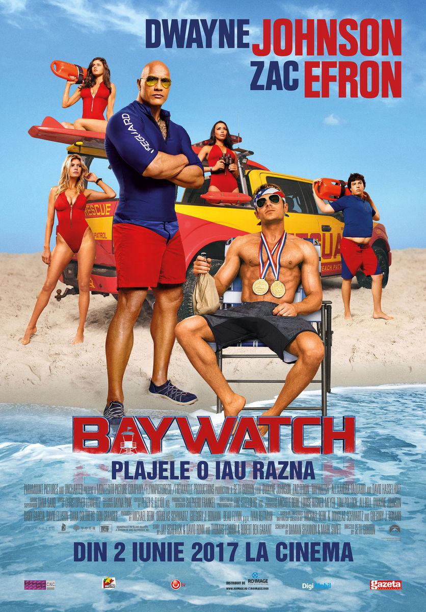 Baywatch (Premieră)