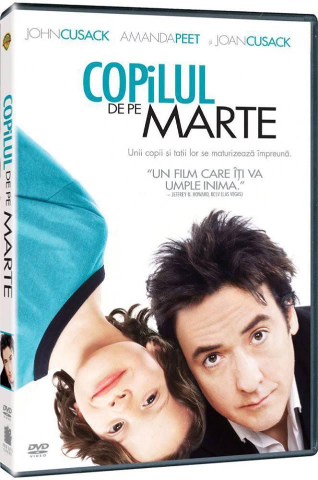 Vizionare film: COPILUL DE PE MARTE