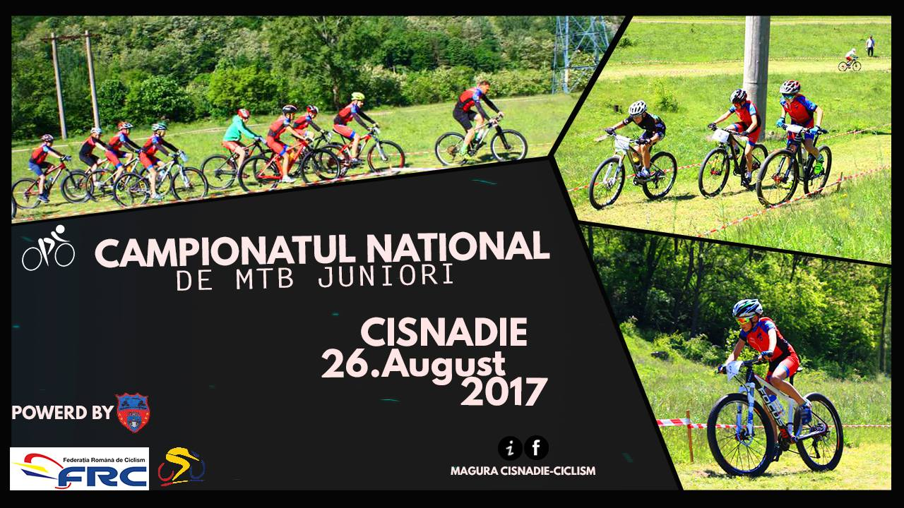 Campionatul National de MTB Juniori