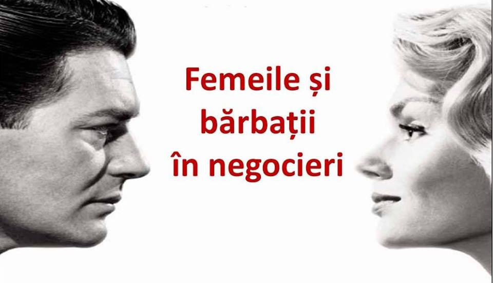 Femeile și bărbații în negocieri
