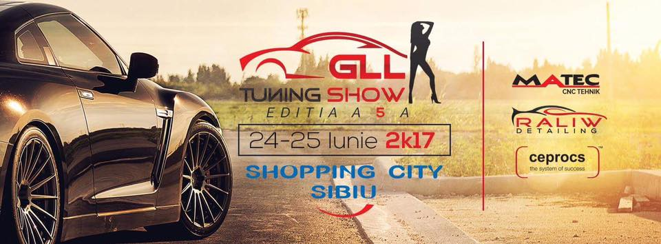 GLL Tuning SHOW 2017 *** 5th edition