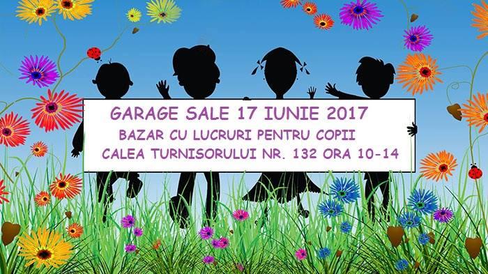 Garage Sale 17 iunie