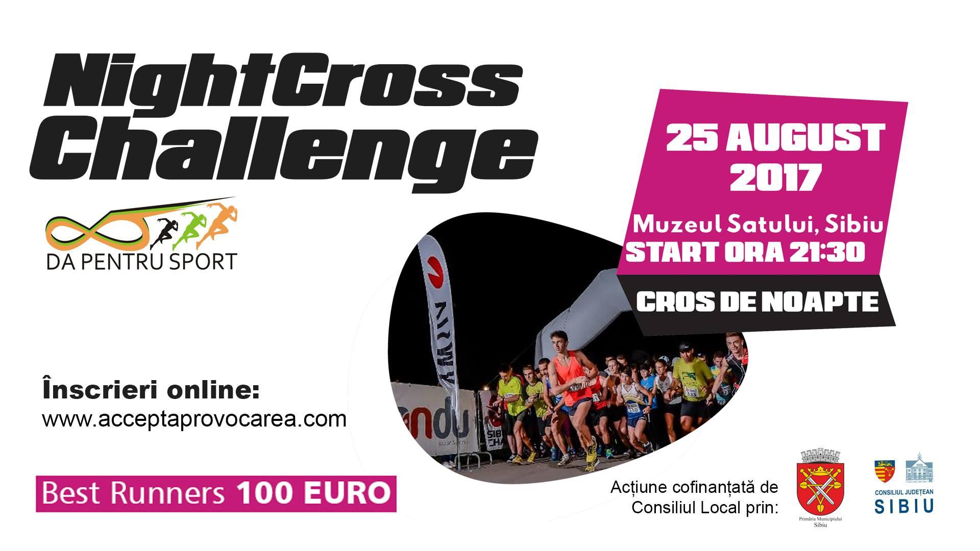 Night Cross Challenge 2017