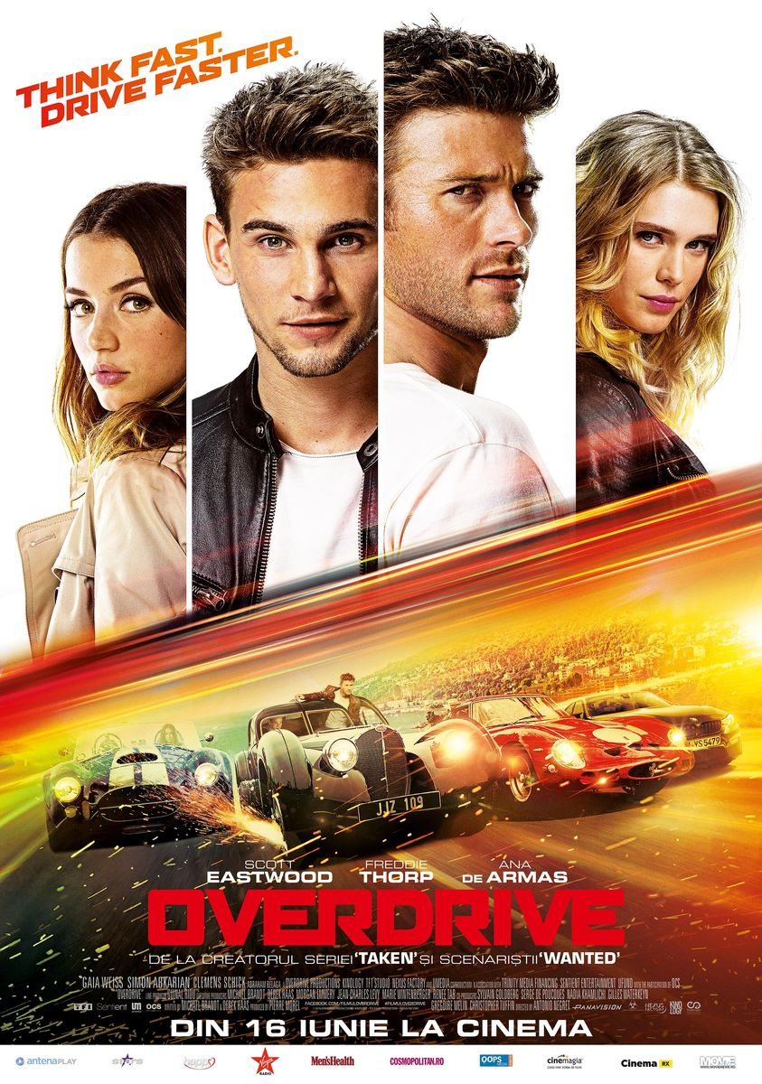 Overdrive (Premieră)