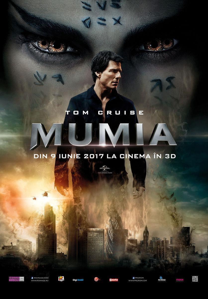 Mumia 3D / The Mummy (Premieră)