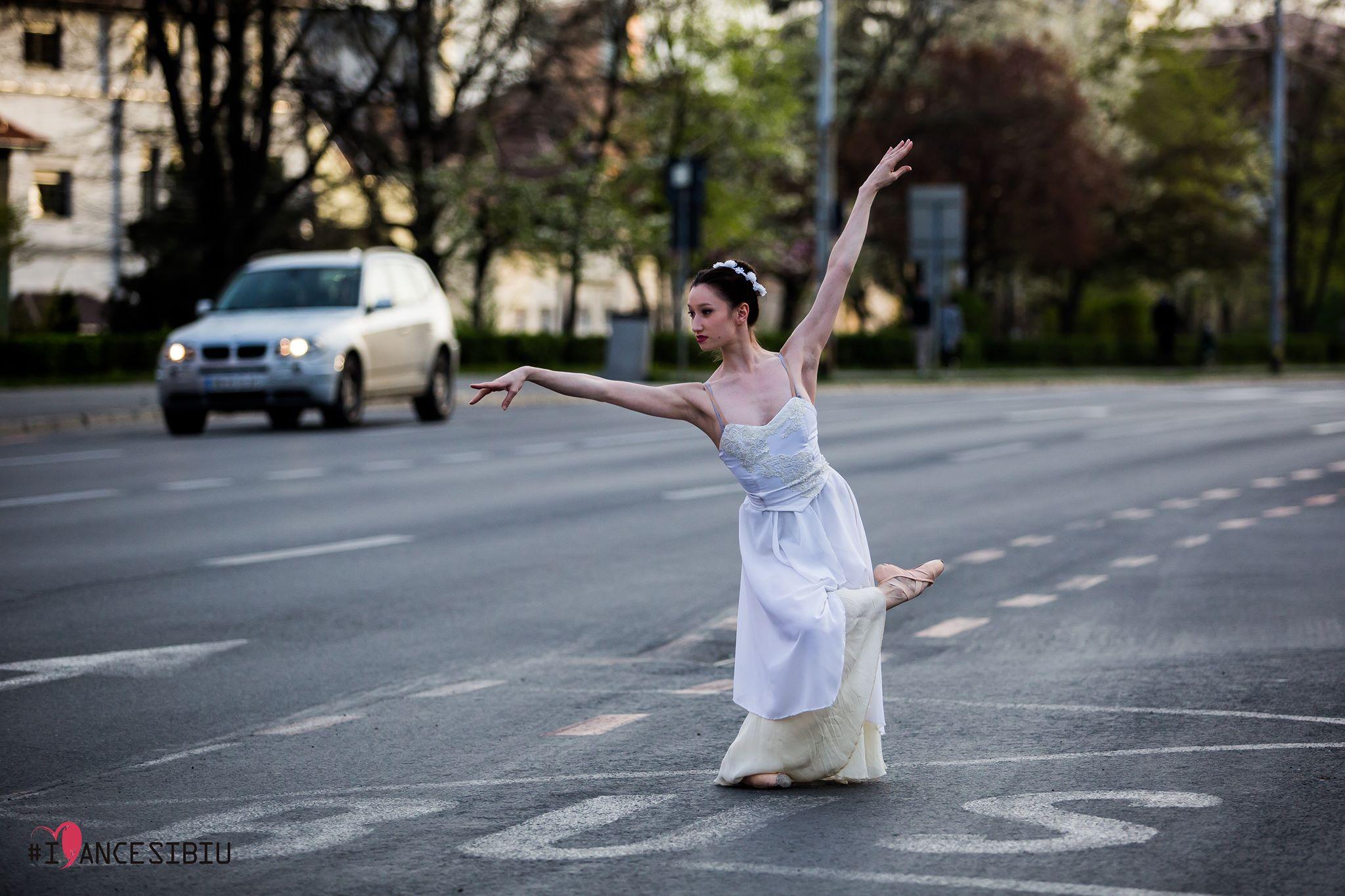 Triptic de balet - premieră