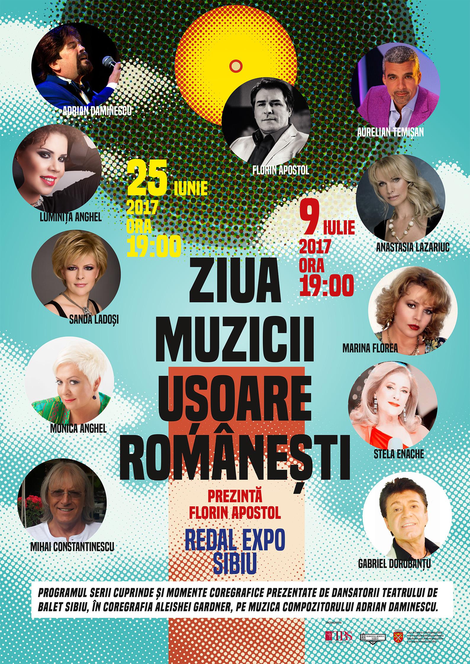 Ziua Muzicii Ușoare Românești