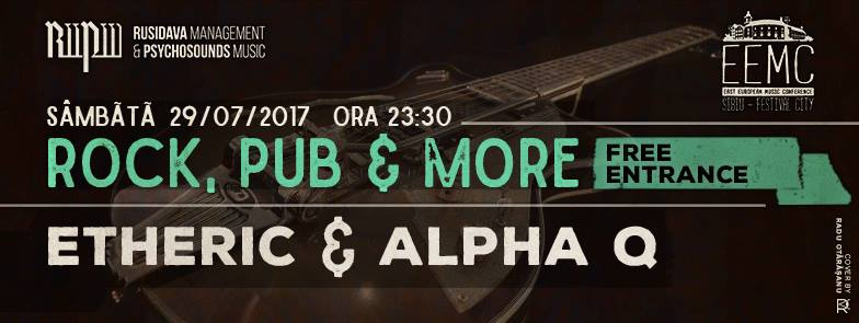 Etheric & Alpha Q live in Sibiu