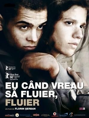 Vizionare film: EU CÂND VREAU SĂ FLUIER, FLUIER