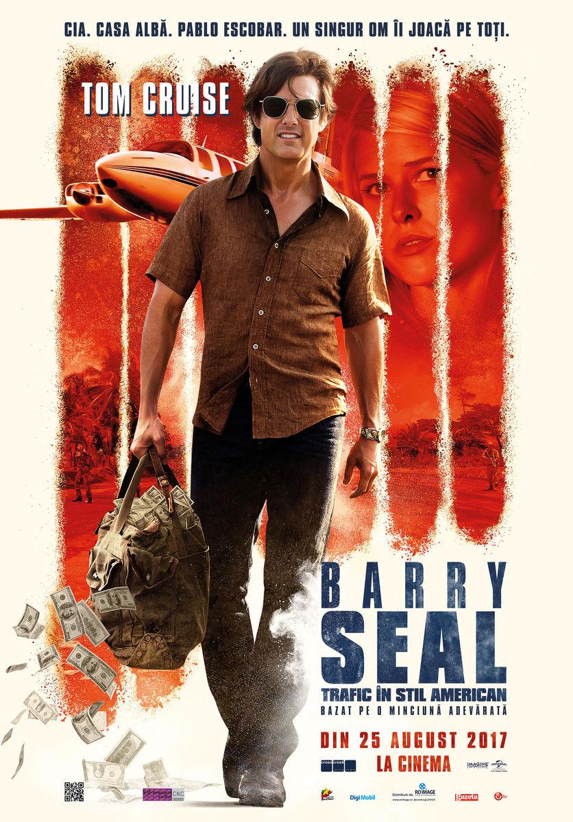 Barry Seal: Trafic în stil american / American Made (Premieră)