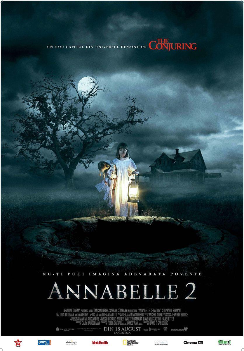 Annabelle 2 / Annabelle: Creation