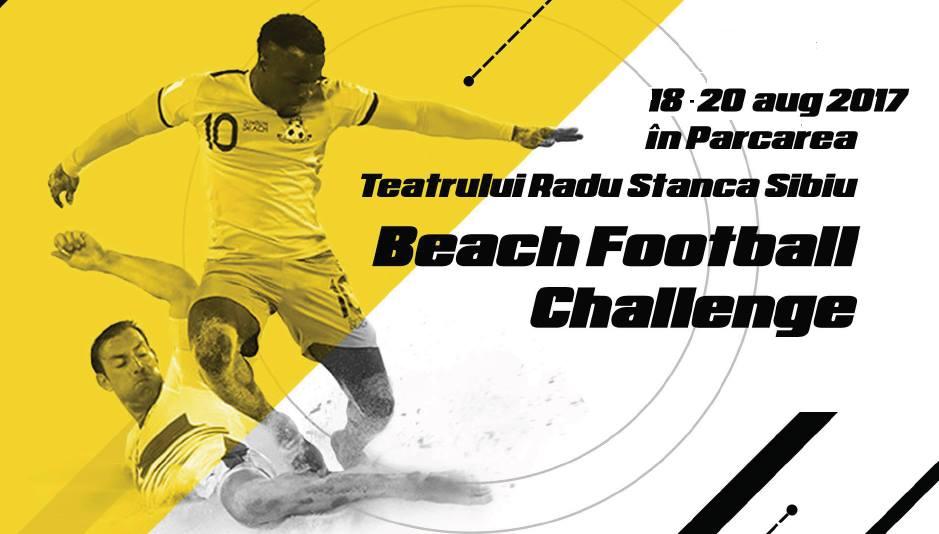 Beach Football Challenge 2017