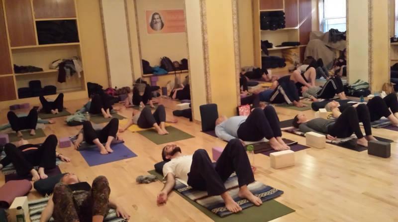 De la stres la relaxare: TRE® - atelier intensiv