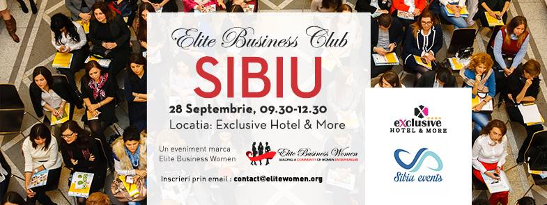 Elite Business Club SIBIU by ELITE Business Women