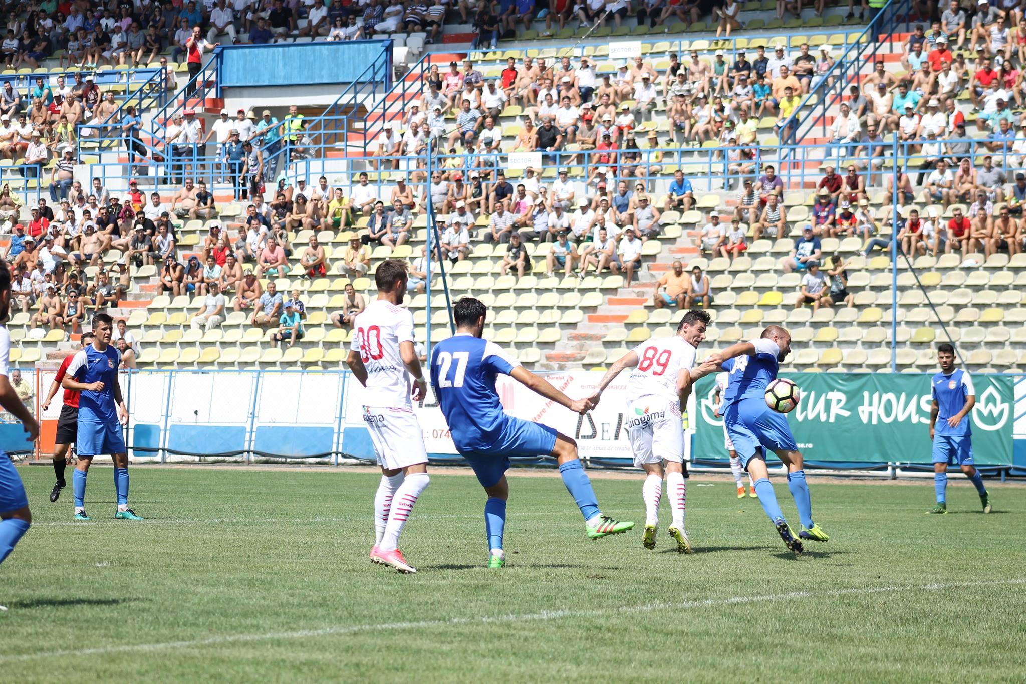FC Hermannstadt vs AFC Dunărea Călăraşi