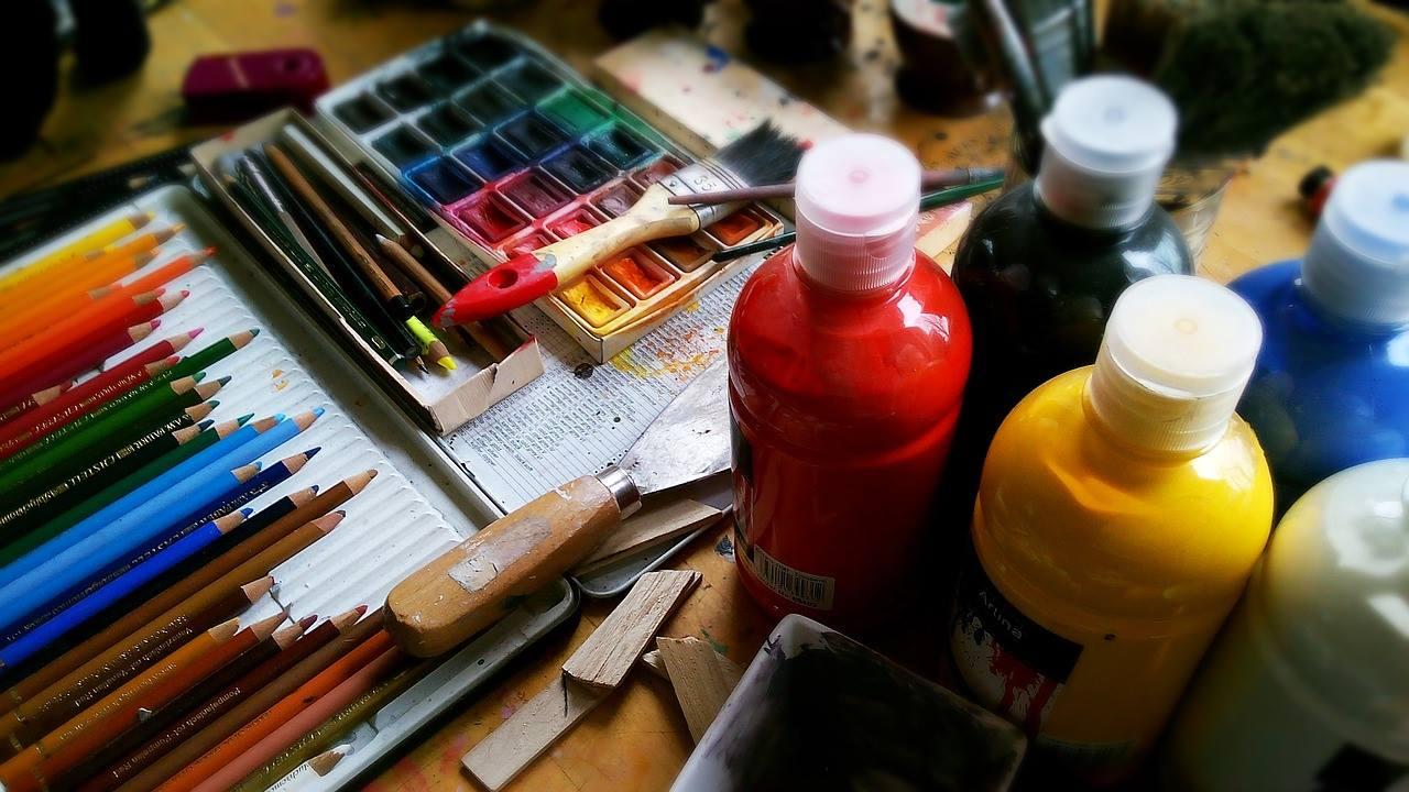 Figurine Colorat-Pictate