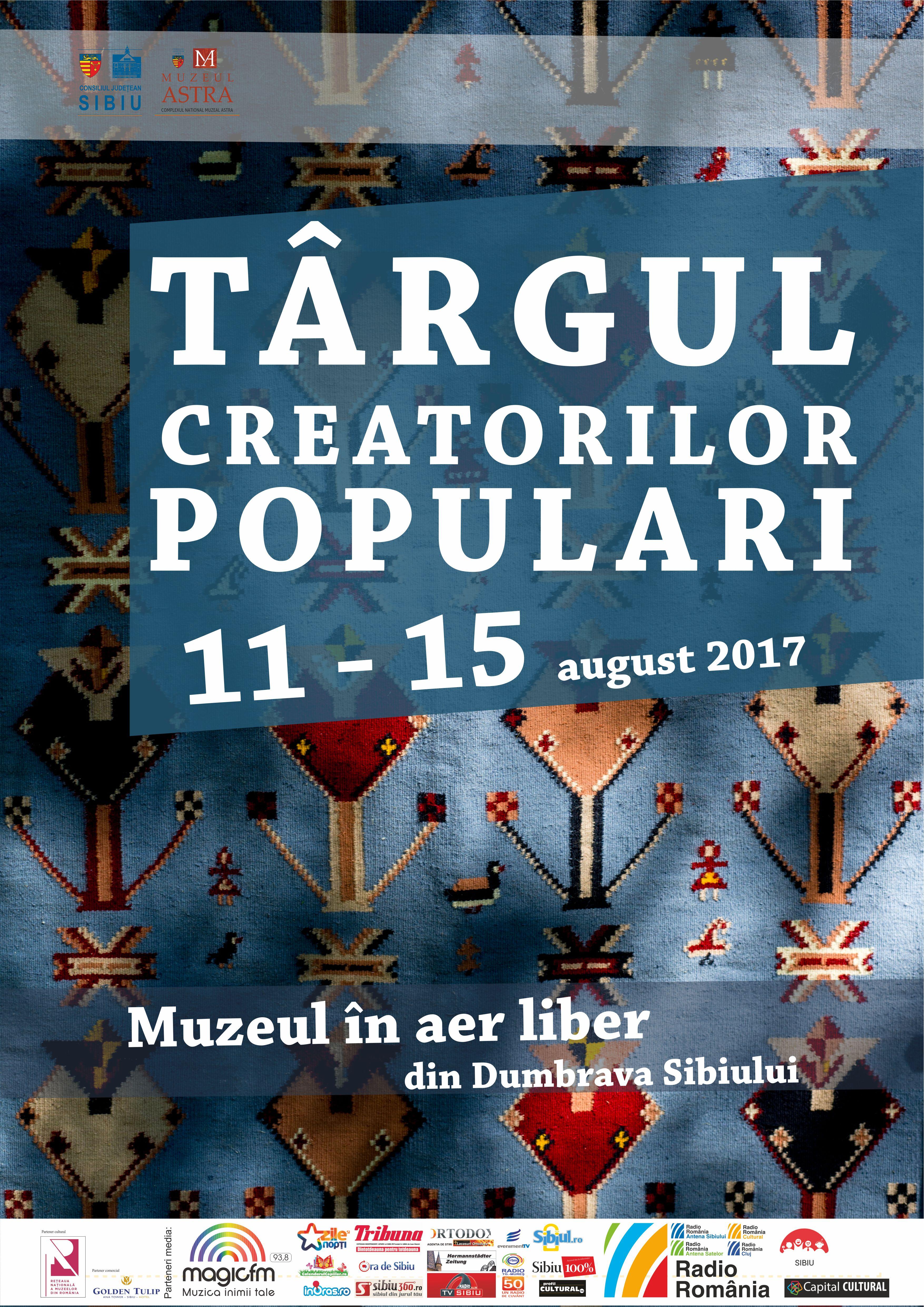 Târgul Creatorilor Populari din România, ediția a XXXIV-a
