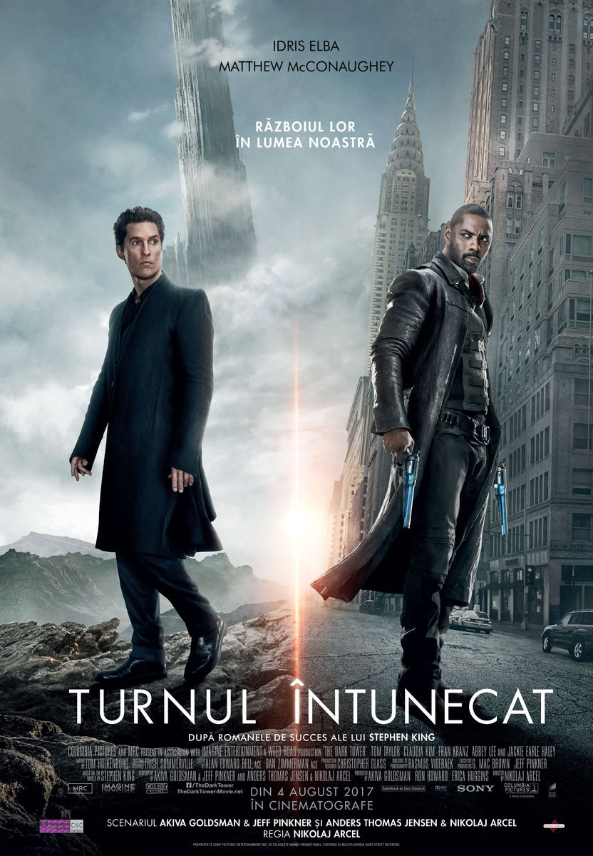Turnul Intunecat / The Dark Tower