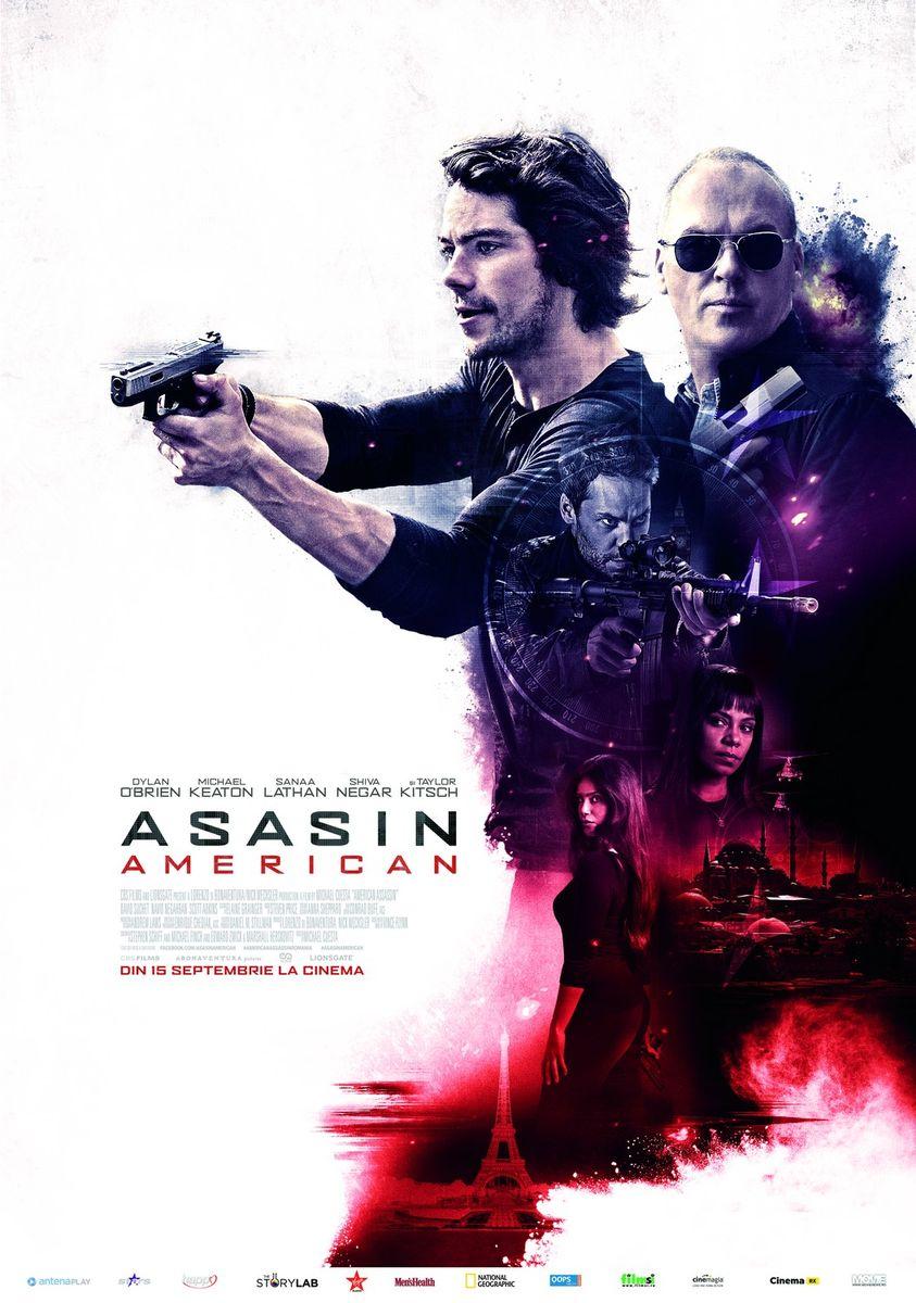 Asasin American / American Assassin (Premieră)
