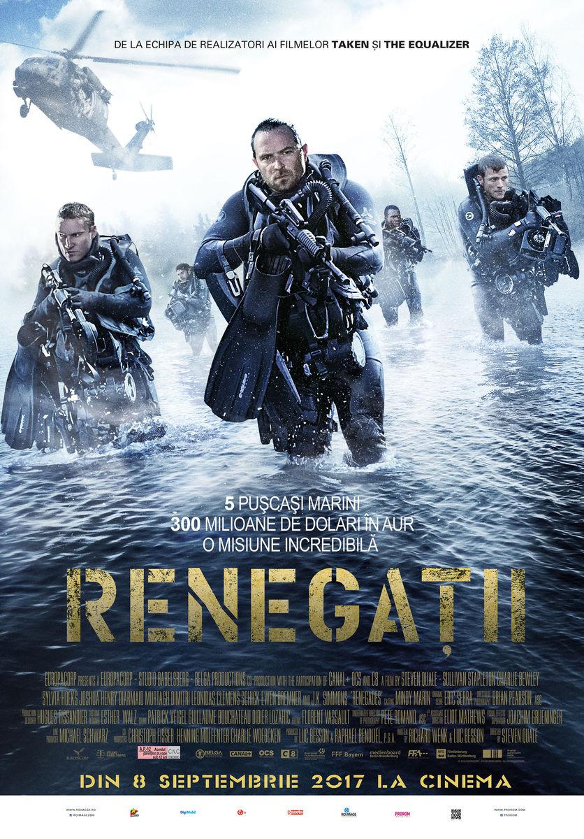 Renegaţii / Renegades (Premieră)