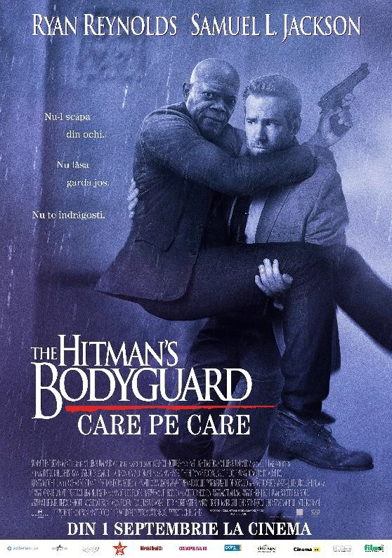 The Hitman's Bodyguard: Care pe care (Premieră)